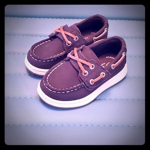 Baby Size 6 Sperry Boat Shoes